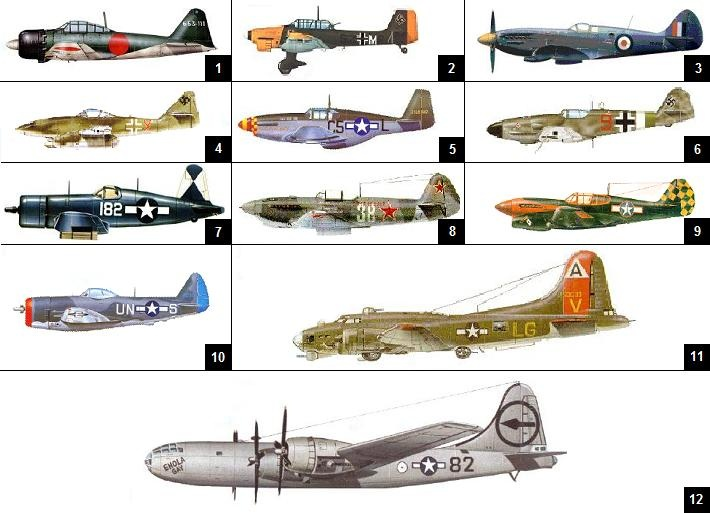 introduction of aircraft in warfare changed the course of world war ii How did fighter aircrafts change throughout the war for the major over the course of the war what is the rarest existing world war ii era aircraft.